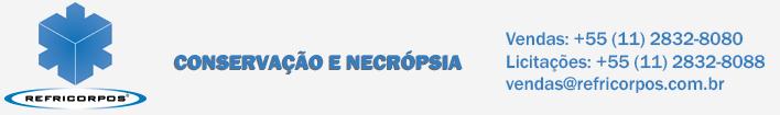:: Refricorpos :: - Equipamentos para conservação de corpos e necrópsia